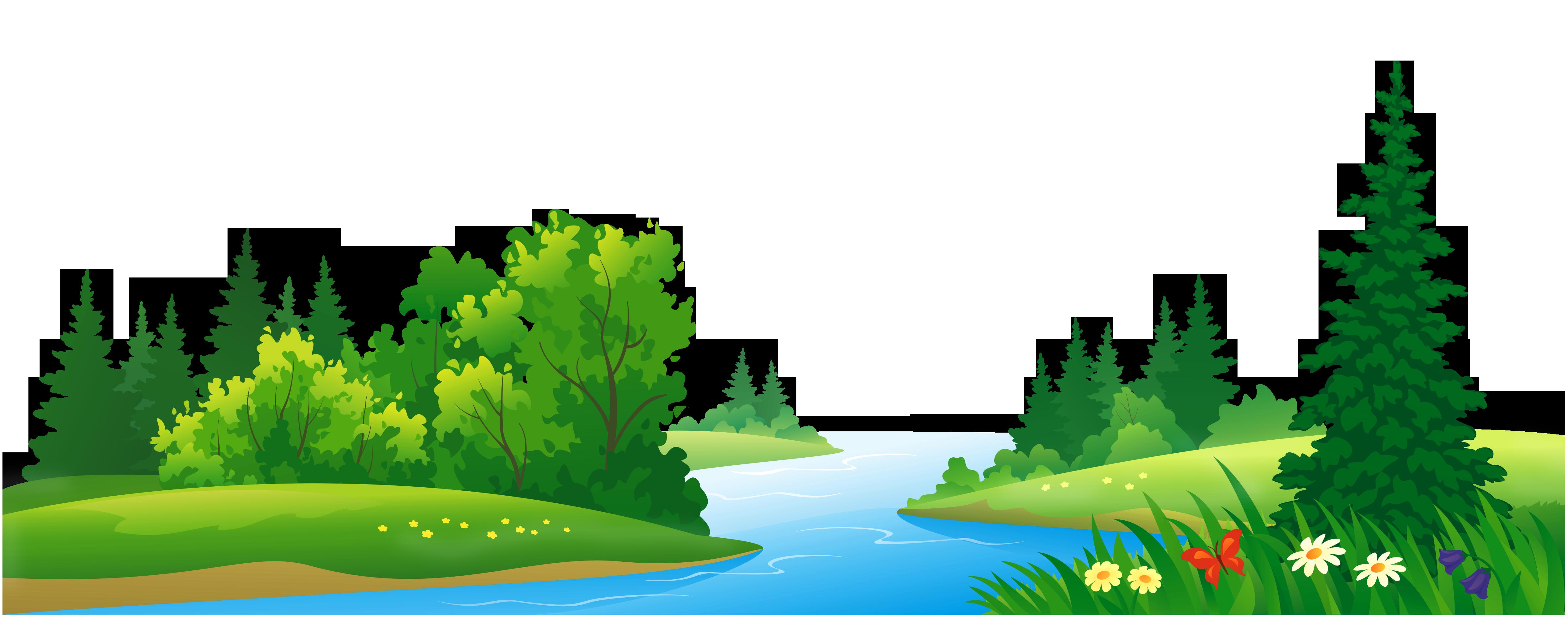 forest-clipart-lake-clip-art-rainforest-clipart